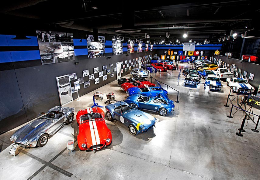 Caroll Shelby Museum