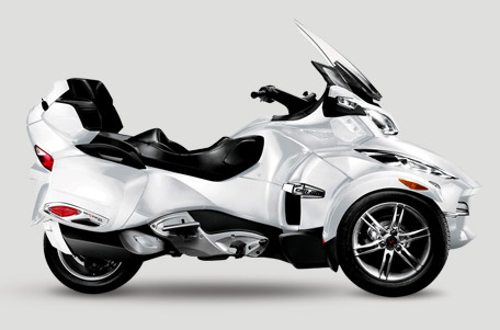 trike disponible: Can-Am Spyder